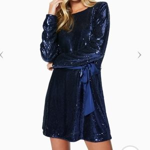 Ramy Brook New with Tags Navy Dress